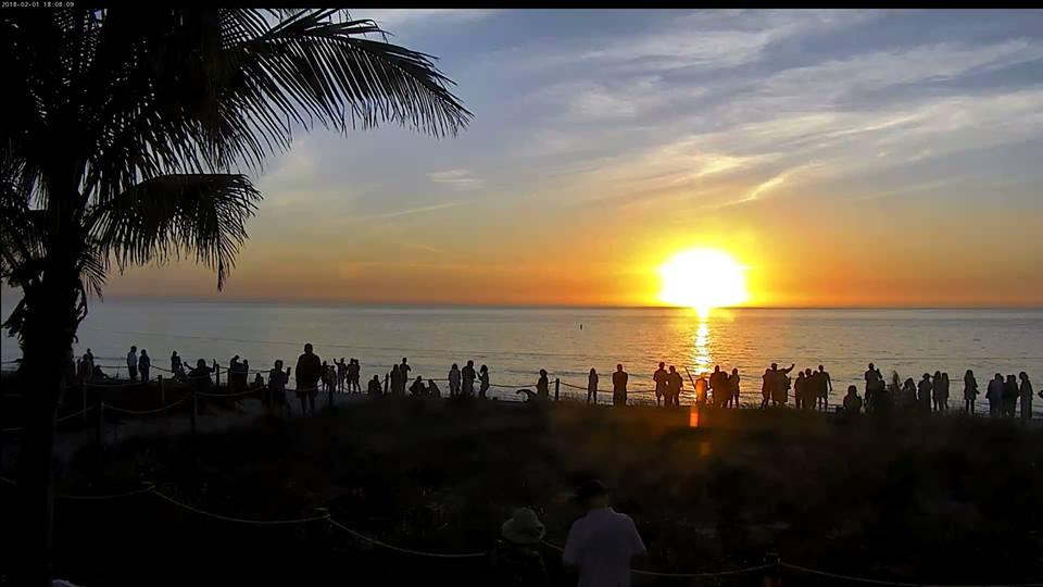 Mucky Duck Sunset, Captiva Island, Florida